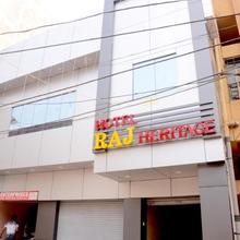 Hotel Raj Heritage in Raipur