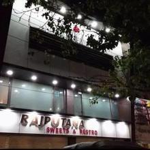 Hotel Rajputana in Durg