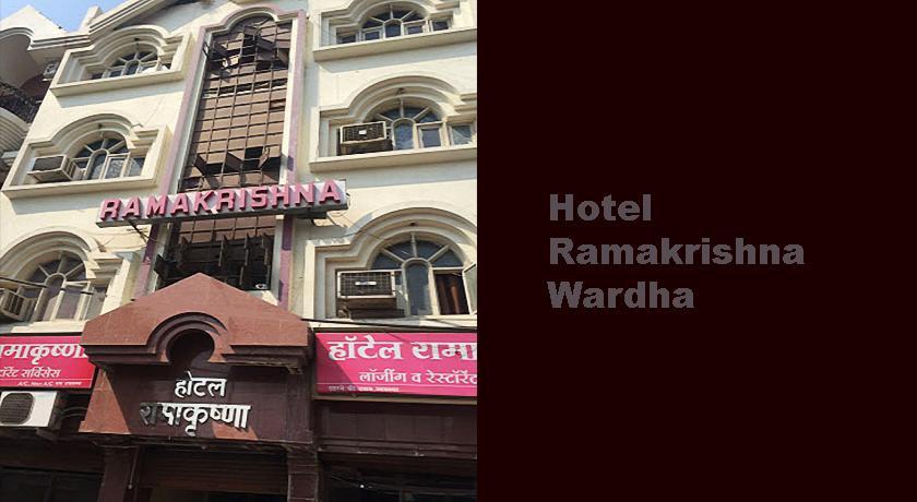 Hotel Ramakrishna in Wardha