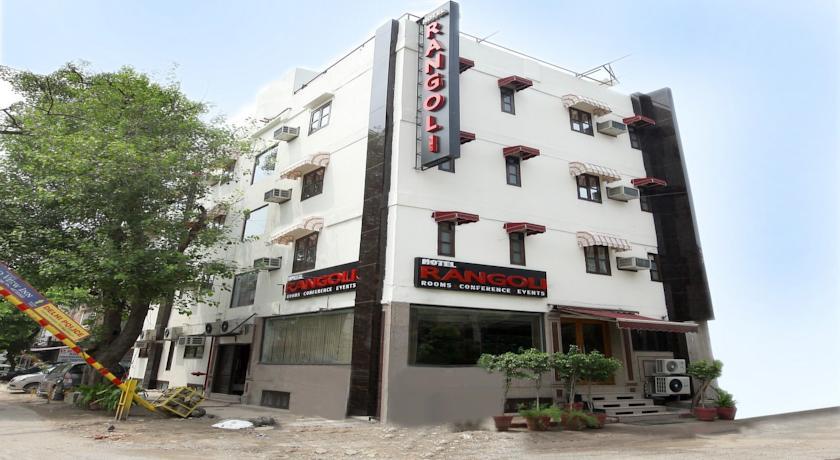 Hotel Rangoli in New Delhi