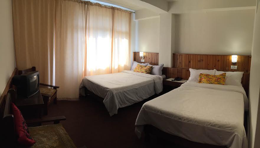 Hotel RaphKhang in Rhenok