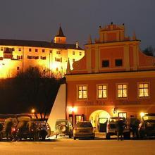 Hotel Růže in Frydava