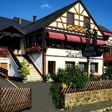 Hotel Rebstock in Burgen