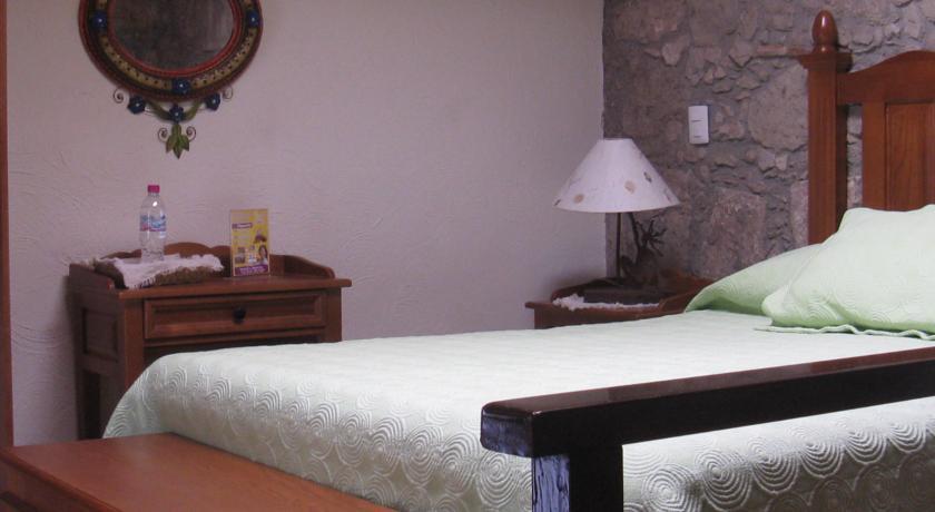 Hotel Refugio Agustino in Morelia