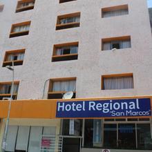 Hotel Regional San Marcos in Tuxtla Gutierrez