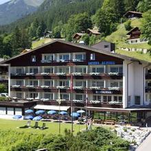 Hotel Restaurant Alpina in Grindelwald
