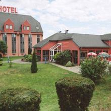 Hotel Restaurant La Tour Romaine in Goersdorf