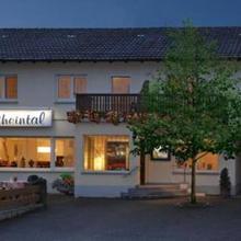 Hotel Rheintal in Gerstheim