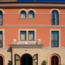 Hotel Ristorante Casa Rossa in Collepietra