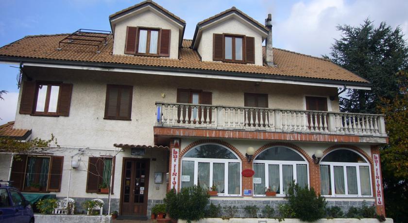 Hotel Ristorante La Bruceta in Parodi Ligure