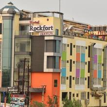 Hotel Rock Fort View in Tiruchirapalli