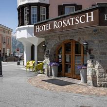 Hotel Rosatsch in Samaden