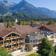 Hotel Rosenstock in Oberjoch