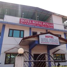 Hotel Royal Punjab in Borim
