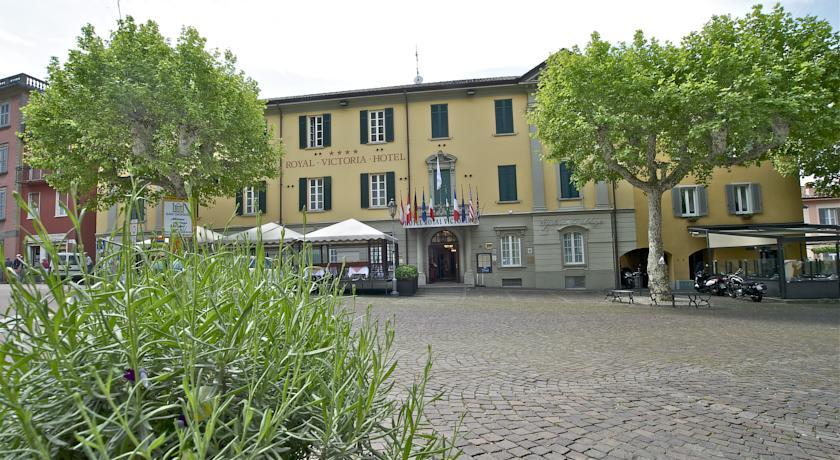 Hotel Royal Victoria in Magreglio