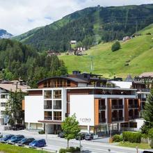 Hotel Rundeck in Lech