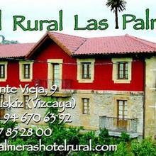 Hotel Rural Las Palmeras Muskiz in La Matanza