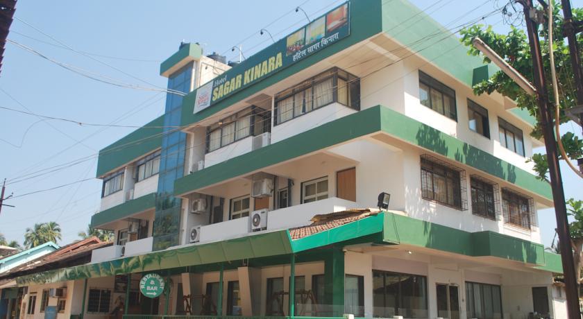 Hotel Sagar Kinara in Tarkarli