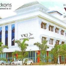 Hotel Sahari VKJ International Thattekad in Nadukani