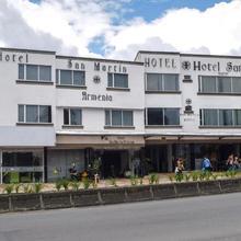Hotel San Martin in Filandia