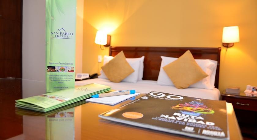 Hotel San Pablo in Bogota