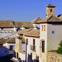 Hotel Santa Isabel La Real in Granada
