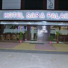 Hotel Sara Palace in Derol