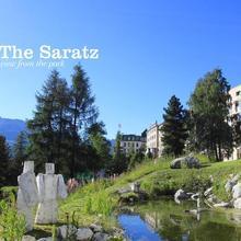 Hotel Saratz Pontresina in Samaden
