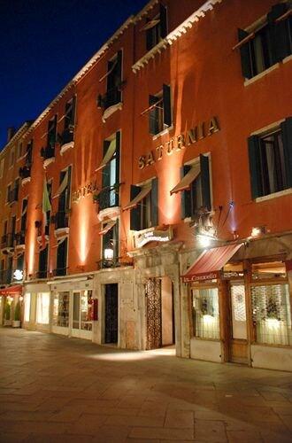 Hotel Saturnia & International in Mestre