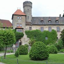 Hotel Schloss Hohenstein in Bad Colberg