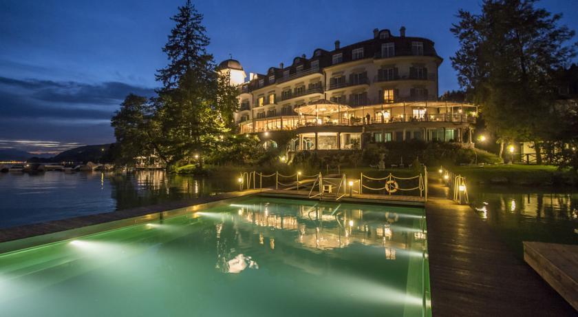 Hotel Schloss Seefels in Topriach