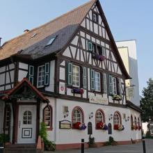 Hotel Schützenhof Mit Loungegarten in Gernsheim