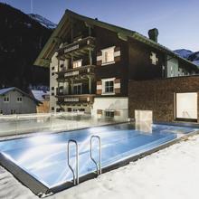 Hotel Schwarzer Adler - Sport & Spa in Sankt Anton Am Arlberg