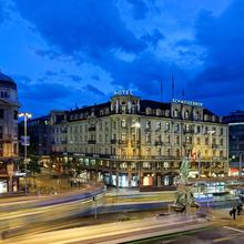 Hotel Schweizerhof Zürich in Zurich