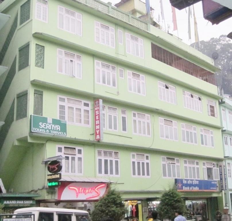 Hotel Sernya in Rumtek