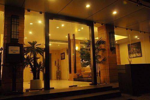 Hotel Shamrock in Raipur
