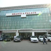Hotel Shanti Palace Mahipalpur in New Delhi