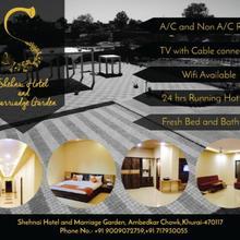 Hotel Shehnai Garden in Ganpat
