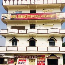 Hotel Shubham International in Rahul Road