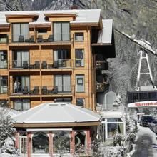 Hotel Silberhorn in Grindelwald