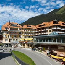 Hotel Silberhorn Wengen in Grindelwald