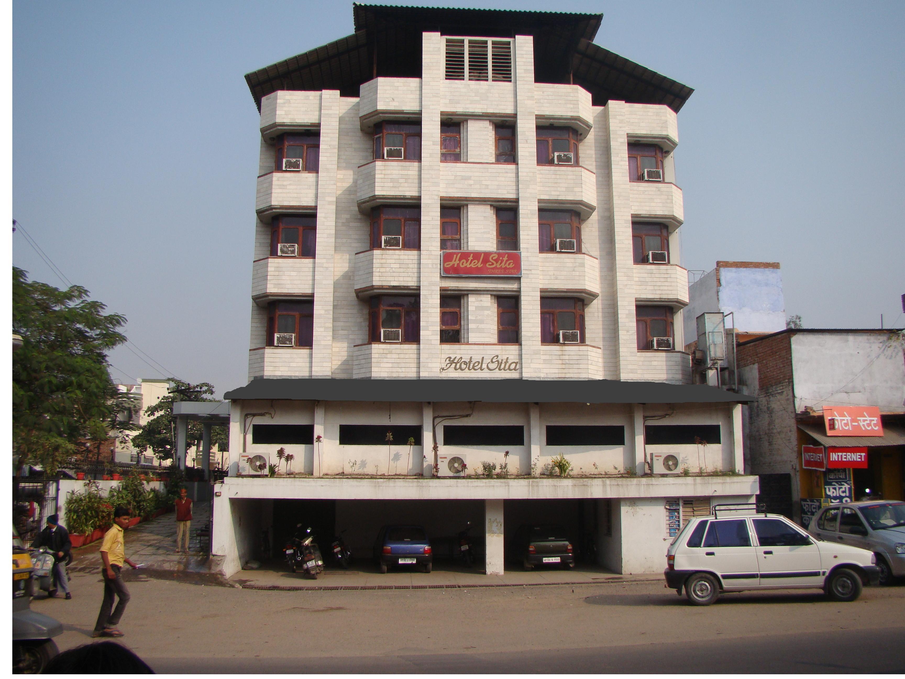 Hotel Sita in Orchha