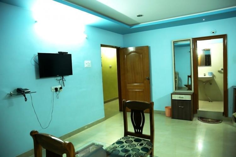 Hotel SLV Residency in Alampur
