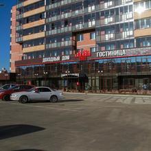 Hotel Soyuz in Irkutsk