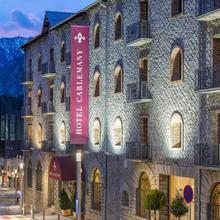Hotel Spa Termes Serhs Carlemany in Andorra La Vella