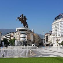 Hotel Square in Skopje