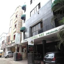 Hotel SRM Central Park in Chennai