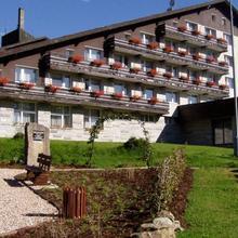 Hotel Srní in Simanov
