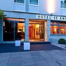 Hotel St. Annen in Hamburg