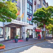 Hotel Stadt Frankfurt Karben in Frankfurt